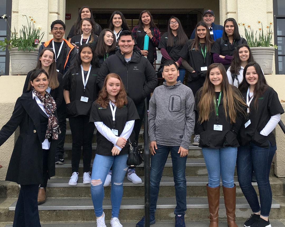 VHOP 2018 Students