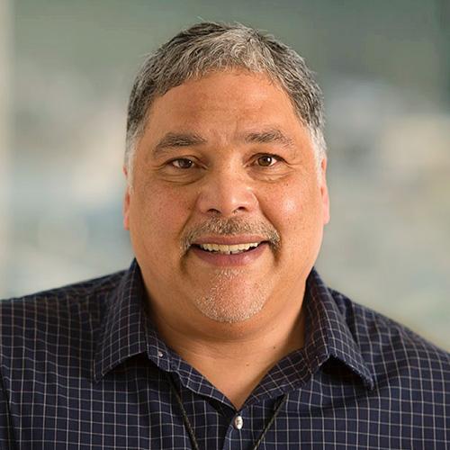 photo of SEARHC Board Member Sidney Edenshaw